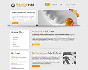 Webpage Template | Wicked Web Templates
